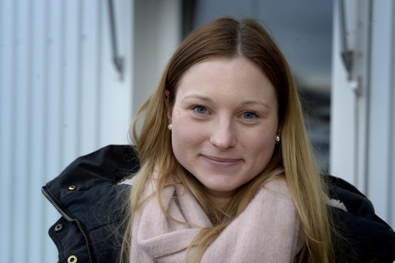 Sylve Söderstrand Och Angelica Augustsson Håller Clinic I Kungsbacka