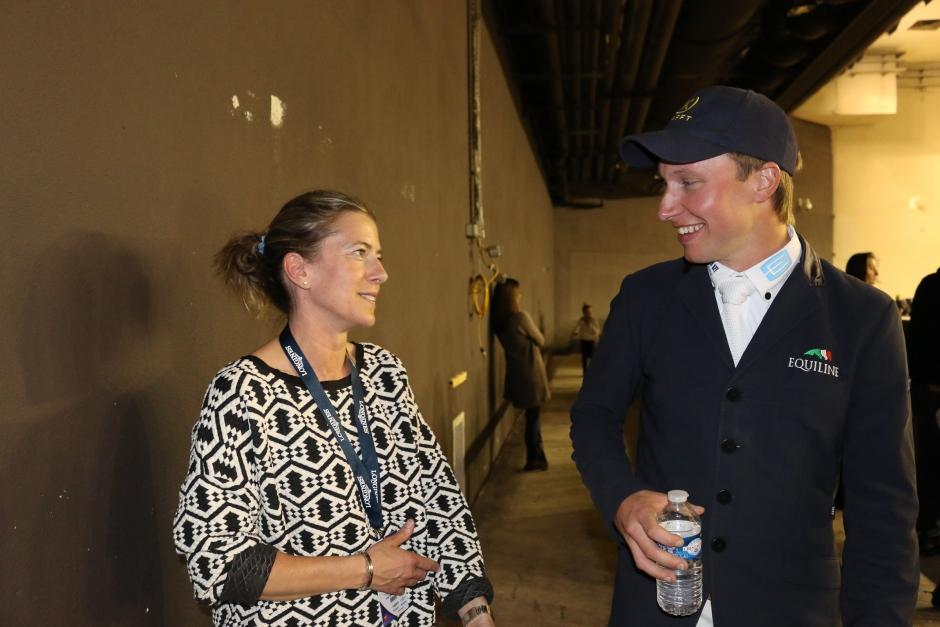 Tove Håkansson följer Zacramento på plats i Paris