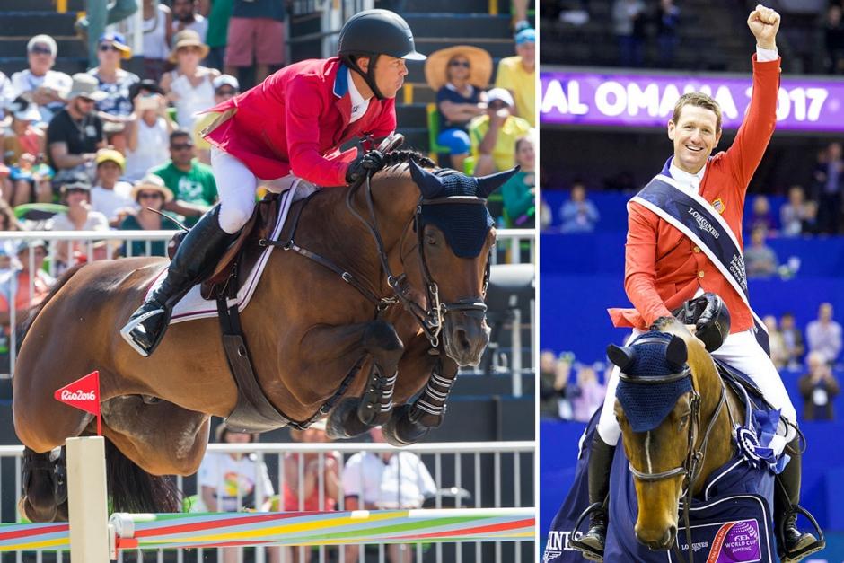 Världens bästa häst och ryttare prisade