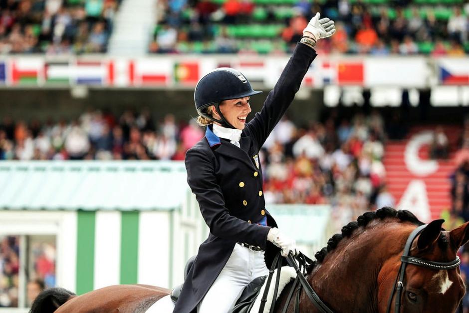 Laura Graves vinner första finalklassen i Paris