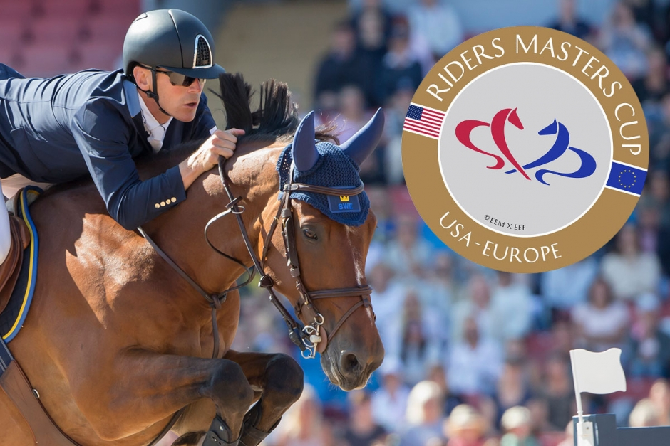 Peder rider Longines Masters Cup i New York