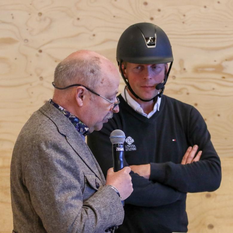 Karl-henrik Heimdahl Jens Fredricson