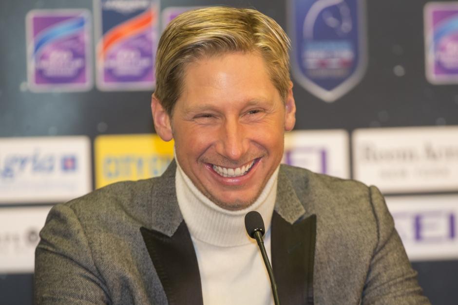 Patrik Kittel på ny bekantskap i världscupen
