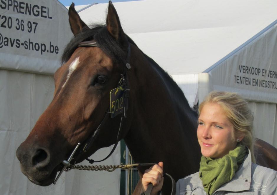 Yajamila och hennes matte flyttar till Wien