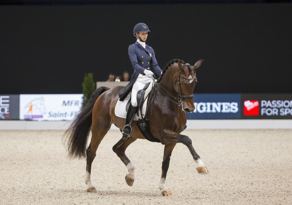 Världstjärna håller clinic under Stockholm Horse Week