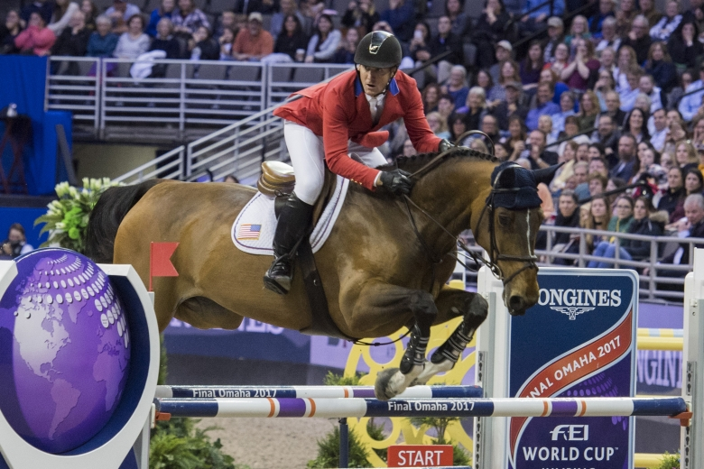 The Longines Fei World Cup™ Jumping Finals