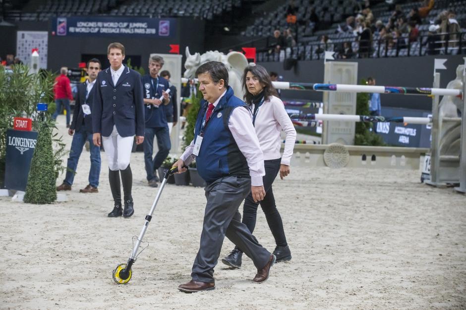"""Banbyggare Varela: """"Hästarna är stjärnorna"""""""