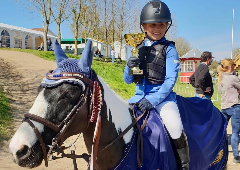 9-åringen än en gång oslagbar i Baltic Cups GP