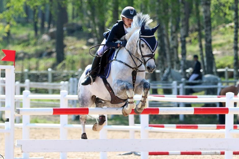 Ebba Danielsson dubbelkvalad till Falsterbo