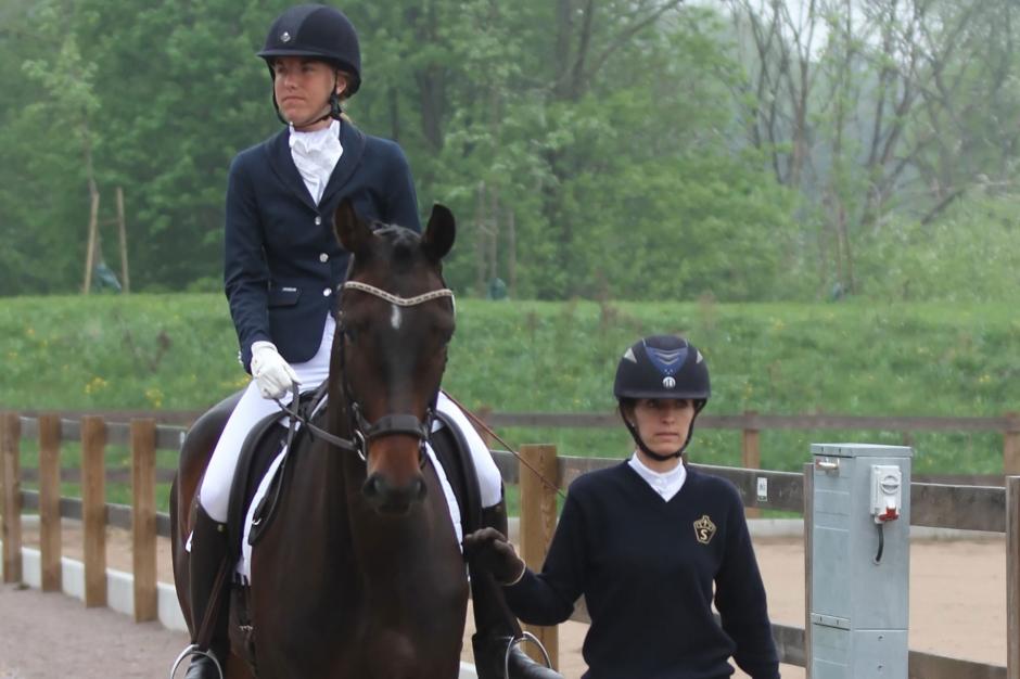 Blue Jean enda 4-åriga diplomhäst i Smedstad