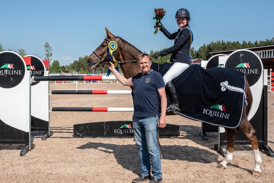 Helena Persson segrade i Hammarös 7-Star-kval