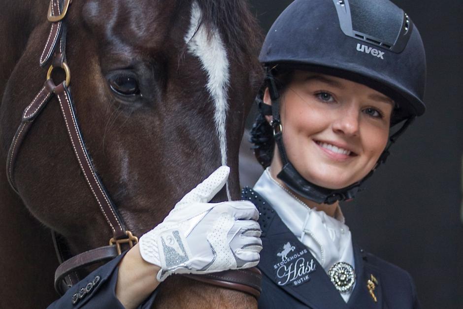 Nina Rademaekers tog årets tredje NM-medalj