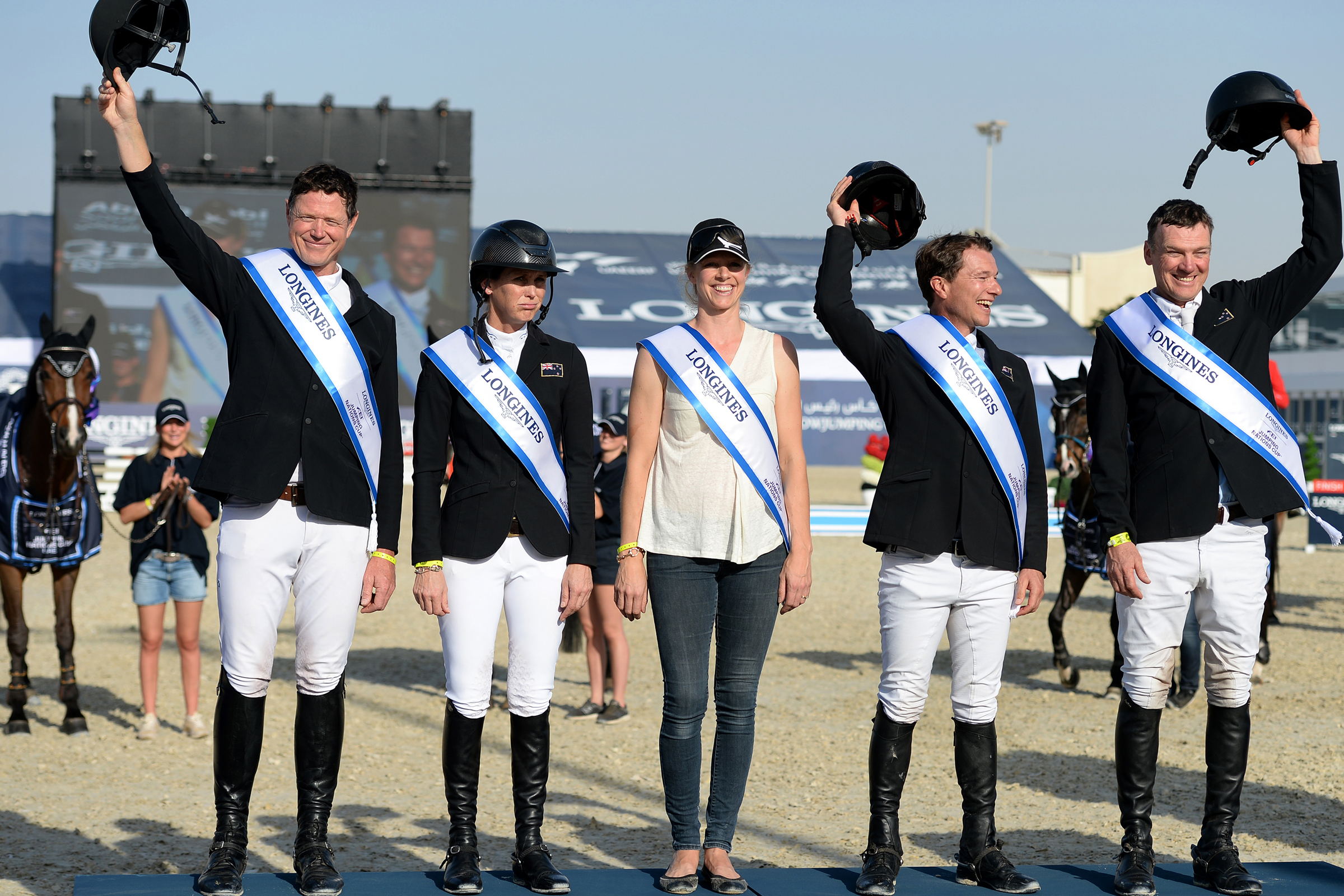 Longines Fei Nations Cup™ Jumping Abu Dhabi