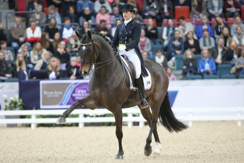 Efter nära två års frånvaro: Anton gör comeback i Rotterdam