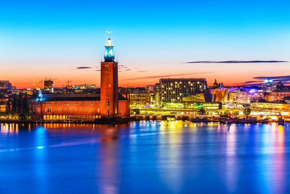 Unga får chansen när Global Champions Tour kommer till Stockholm