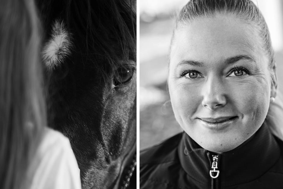 """Johanna Lassnack: """"Utseendet får aldrig bli viktigare än hästen"""""""