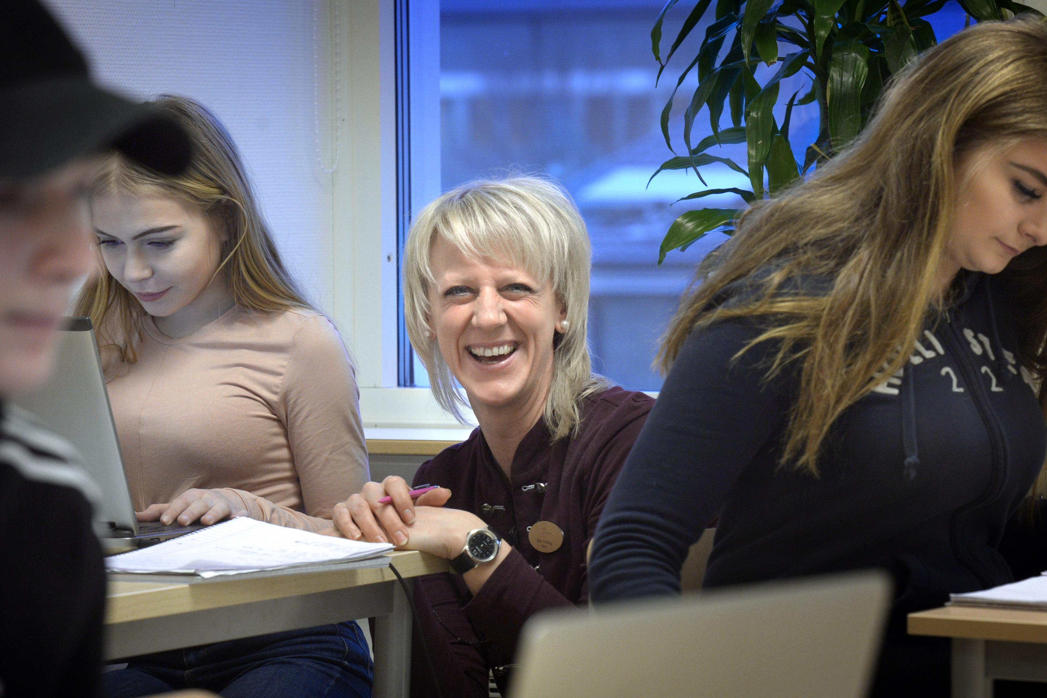 Sara I Skolan Sara Törnäng