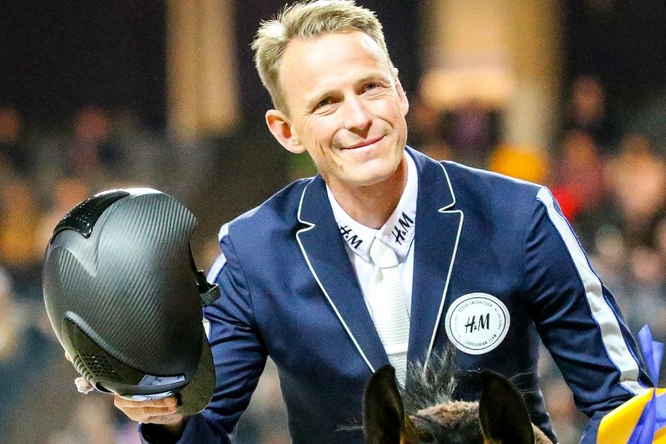 Peder ansluter till Global Champions League