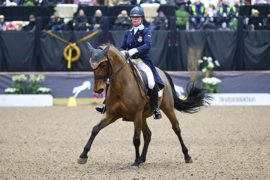 Haid-Bondergaard säljer sin GP-häst