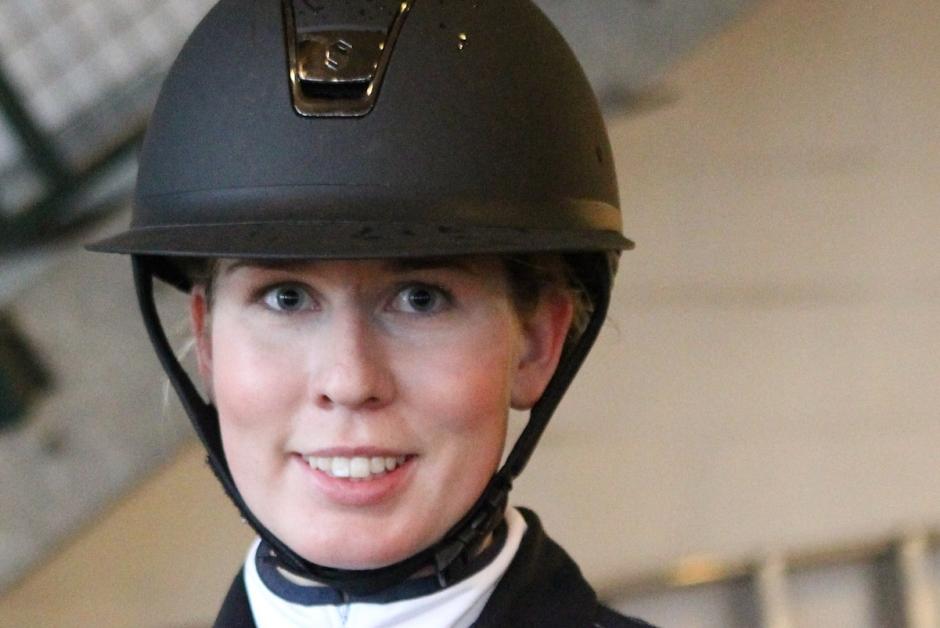 Alexandra Eriksson nollade hem 1,45-segern