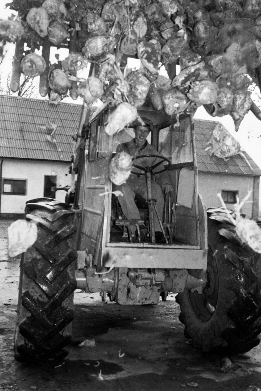 Hemma Hos Rolf-göran Bengtsson Hösten 1979Foto: Krister Lindh