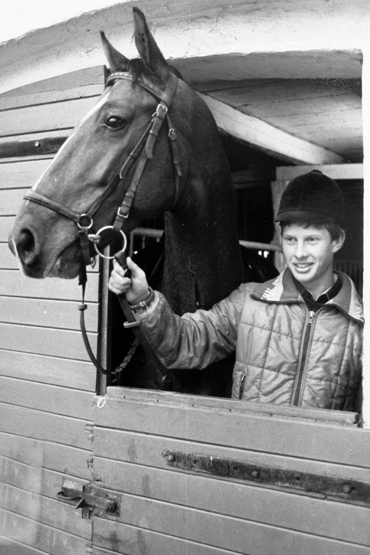 SombrinHemma Hos Rolf-göran Bengtsson Hösten 1979Foto: Krister Lindh
