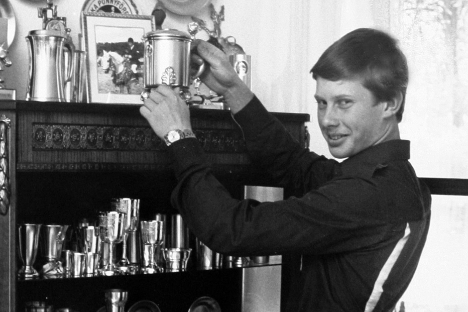 Möt Rolf-Göran för 39 år sedan – ville satsa på ryttarkarriär
