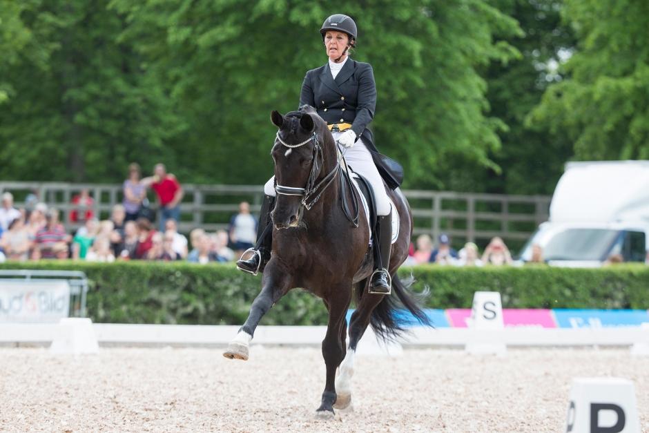Dubbla GP-segrar till Lena Wiman