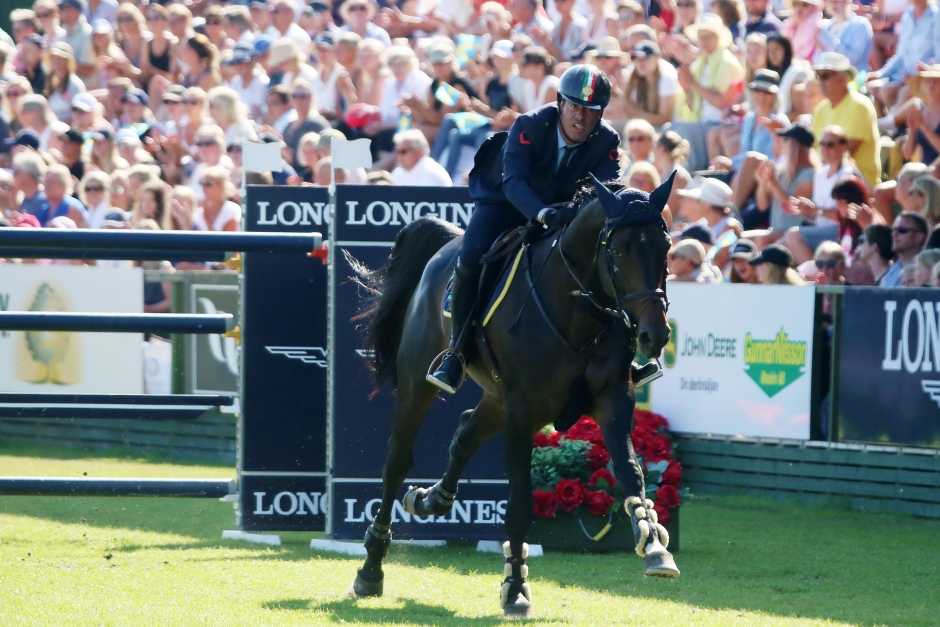 OS-hästar får nya ryttare