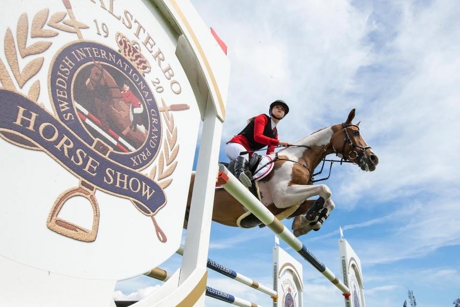 Tight strid om ponnyernas GP-seger