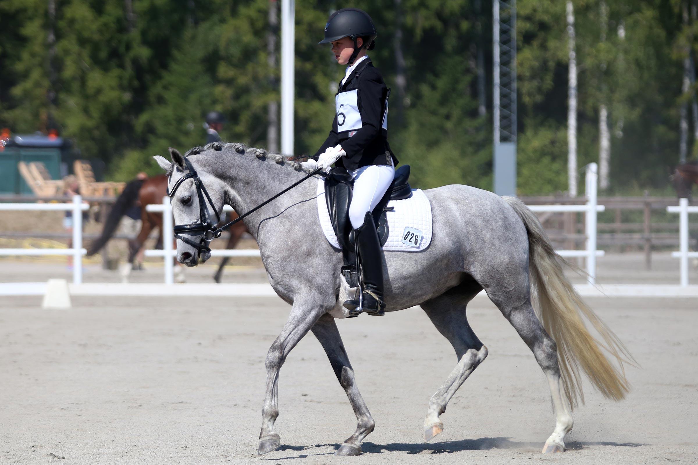 Silver: Siri Enrooth - Chanel Arden (ASRP sto f-14 e Bocaccio Arden-Brillant, uppf Tord Börjesson) 162,400
