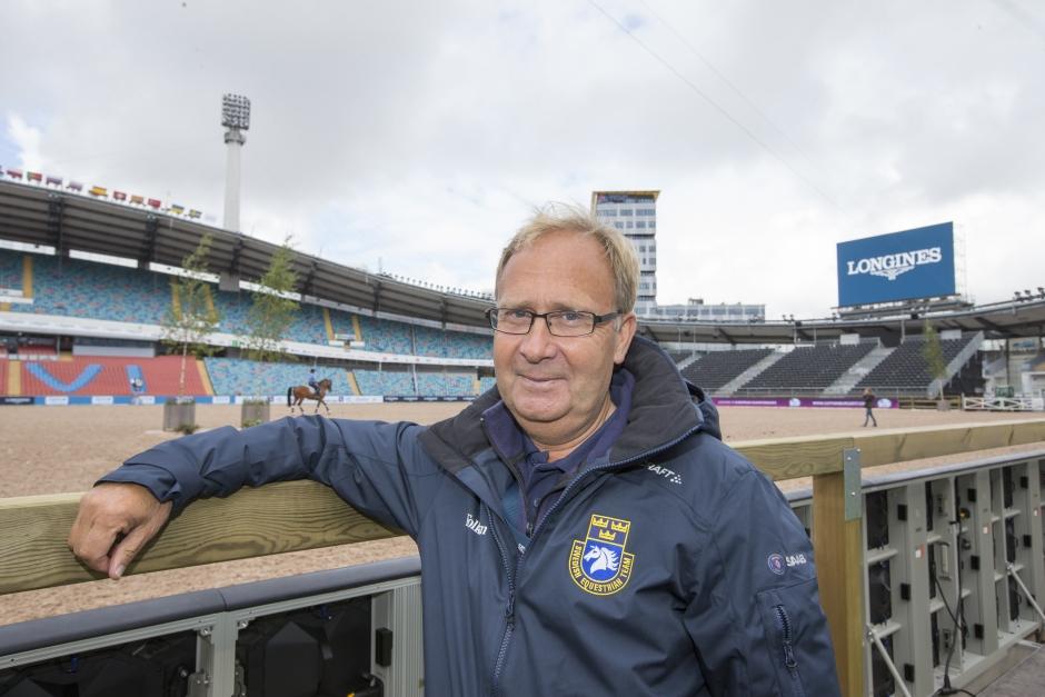 Klart med första reserv till svenska VM-laget i dressyr