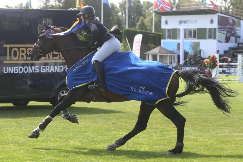 NM-vinnarna gjorde det igen – vann Grand Prix i Falsterbo