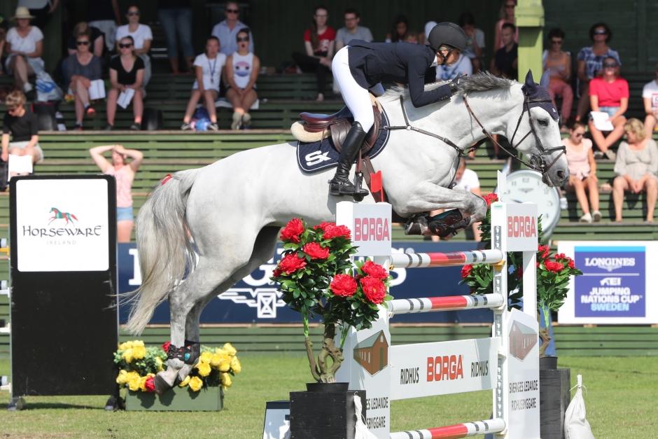 Jonna Ekberg 1,50-placerad i Frankrike