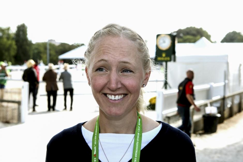 Trestjärnig seger till Malin Petersen