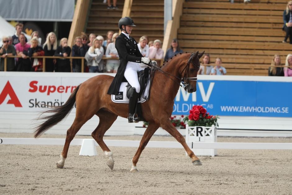 Mattsson och Gladstone Zee T vann tät final