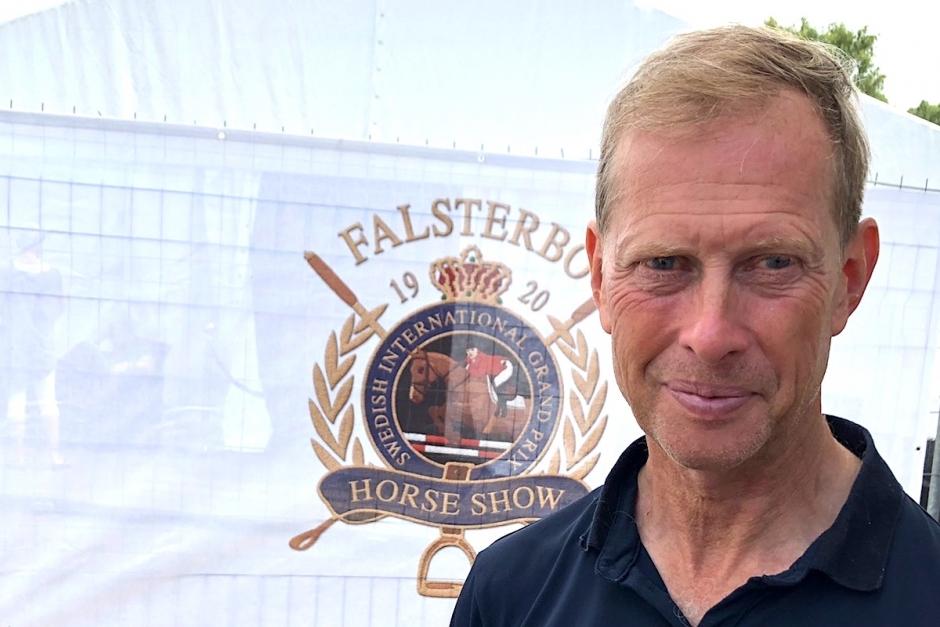 Förkyld Bengtsson har anlänt till Falsterbo