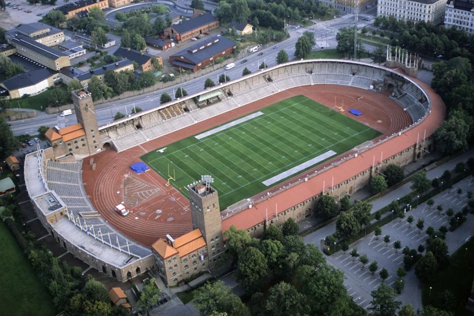 Global Champions Tour till Stockholms Stadion