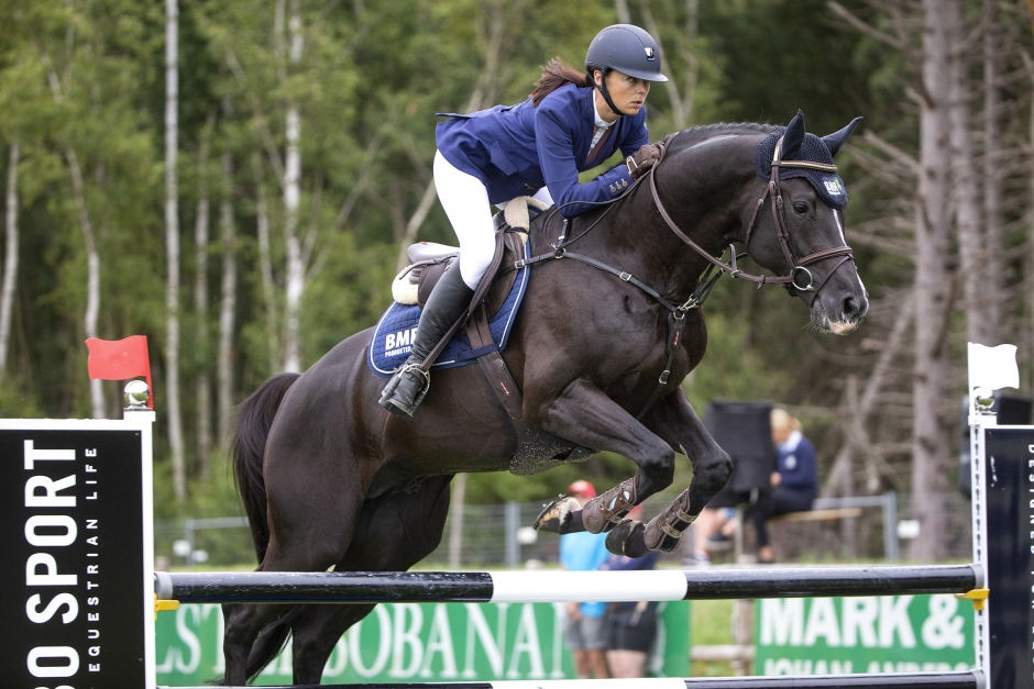 Unghäst-VM: Tre SWB-hästar till final