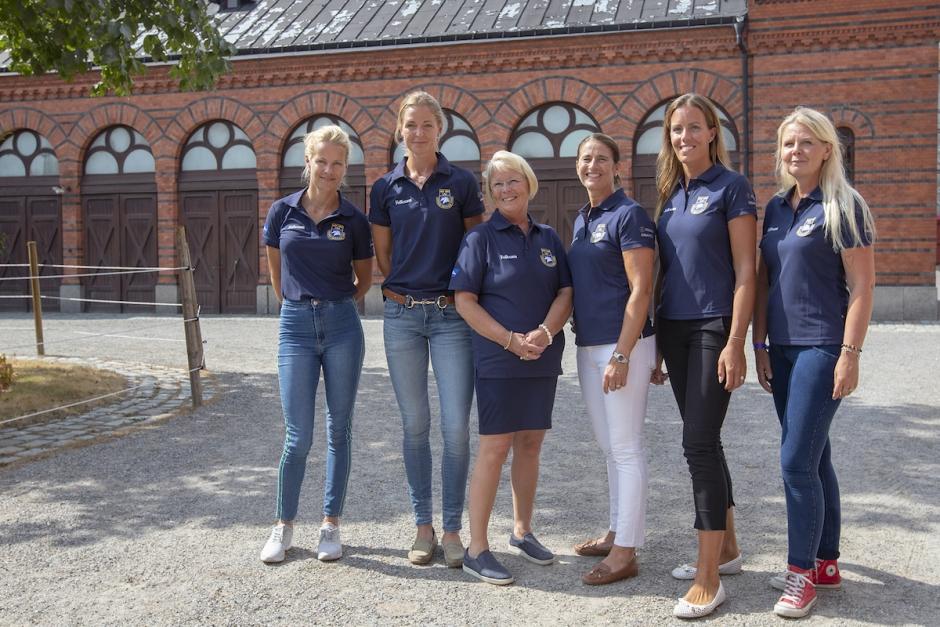 Här är den svenska VM-truppen