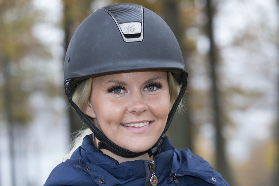 Karin Martinsen behåller guldgreppet på SM