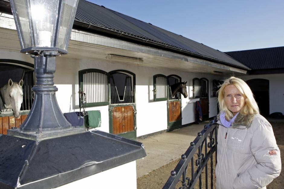 Aisling Zetterman tog tillfället – Springfield Farm sålt