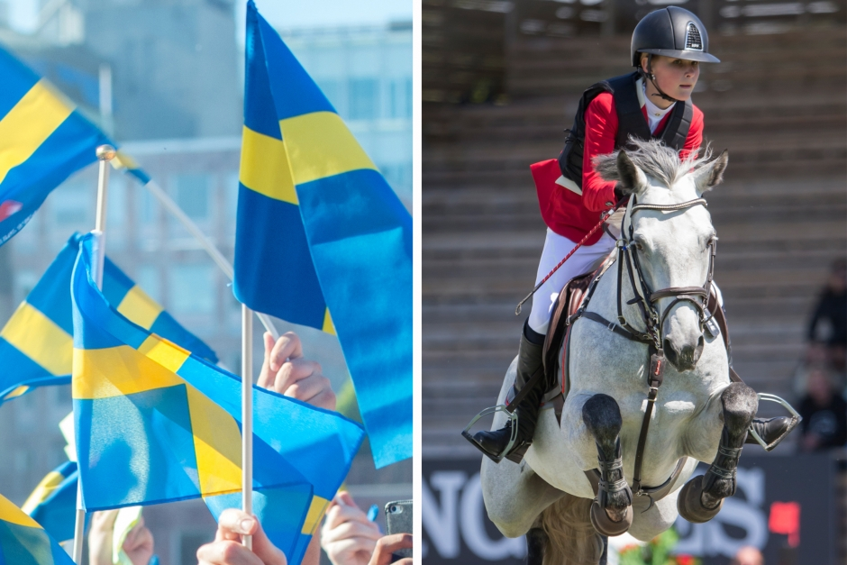 Lagsilver till Sverige efter EM-drama