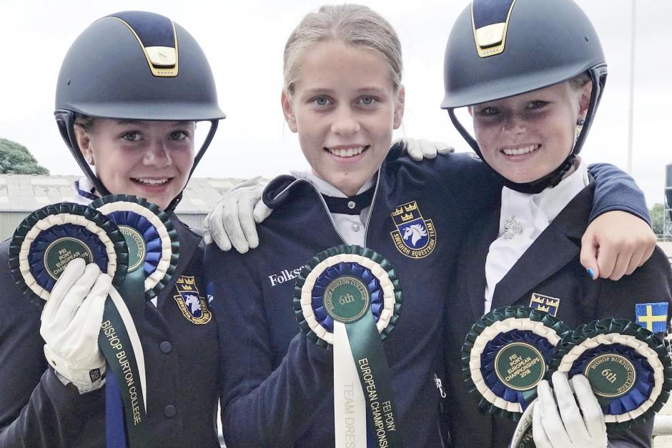 EM-finalen: Helgstrand tog silver – svenska debutanten placerad