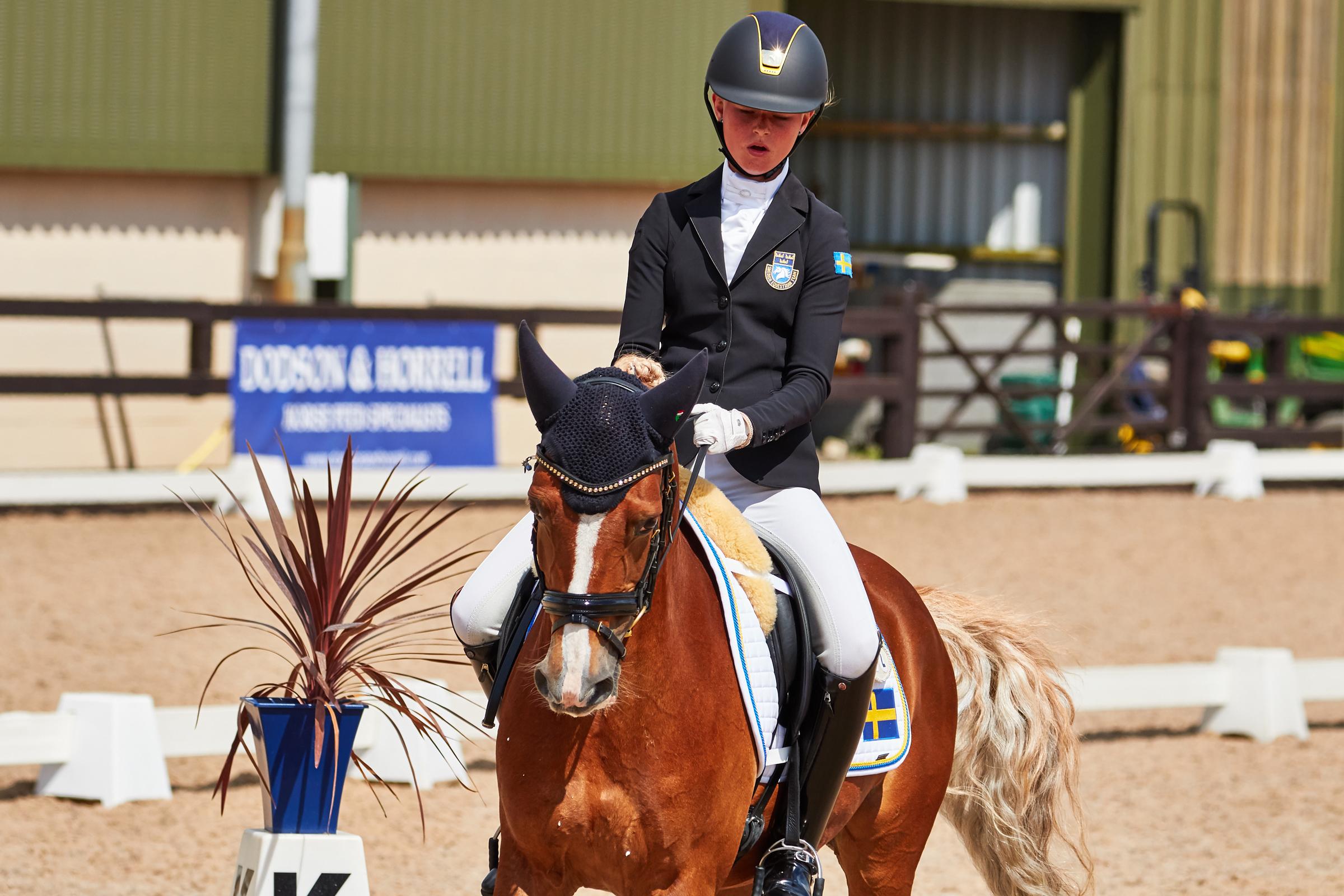 Ellen Olsson SweFei European Championships