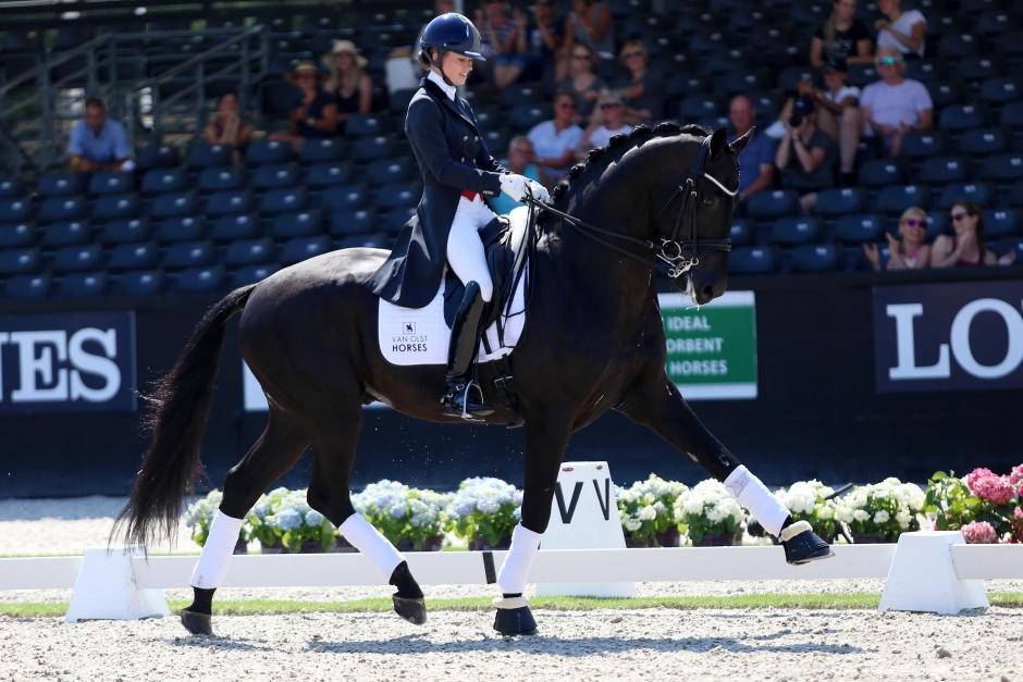 Glamourdale och d'Avie världsmästare – ingen svensk medalj