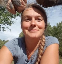 Karin Alexandersson Foto Ellen Alexandersson