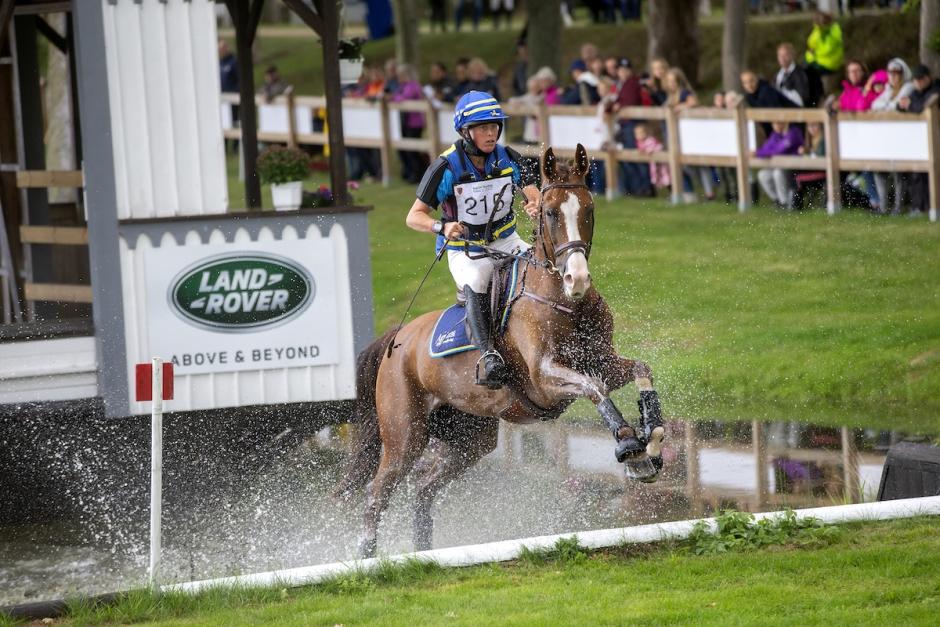 Fyrstjärnig topplacering för Katrin Norling