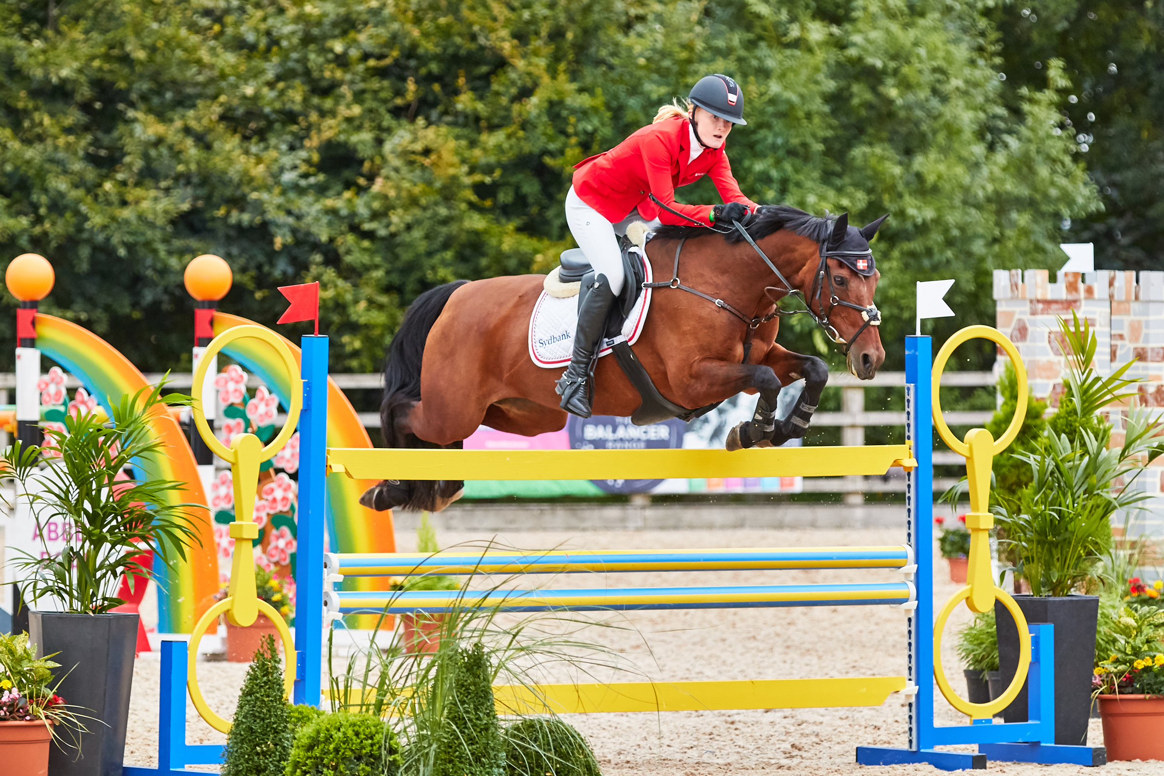 Maria Noerregaard LanghoffFei European Championships