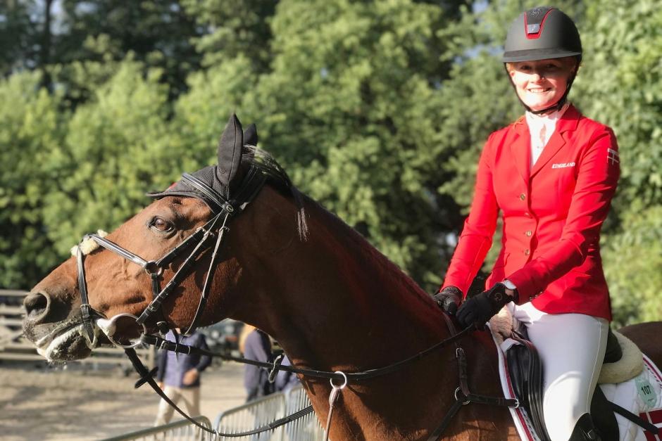 Rekordmånga EM: Inget stoppar Emanuelssons 21-åriga Nikolina